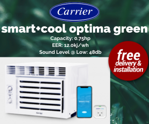 Carrier Smart+Cool