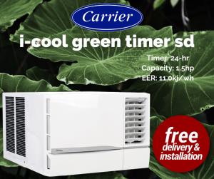 Carrier I-Cool