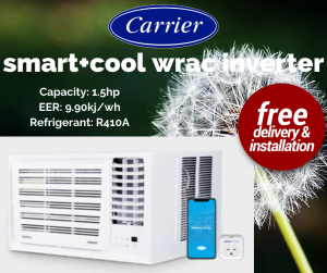 Carrier Smart+Cool