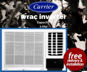 Carrier WRAC Inverter