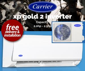 CARRIER XP GOLD 2