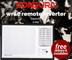 Condura WRAC Inverter