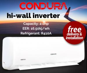Condura Hi-Wall Inverter