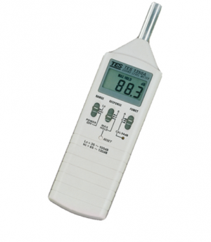 TES-1350A SOUND LEVEL METER