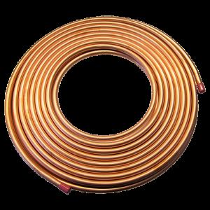 soft drawn copper tube