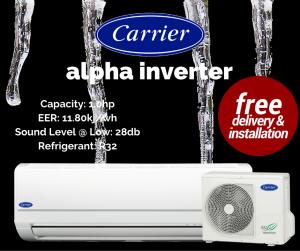 Carrier Alpha Inverter