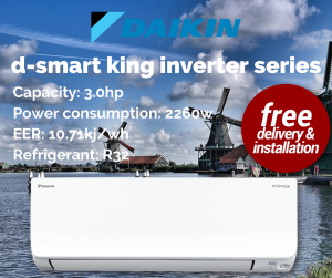 Daikin D Smart King Series