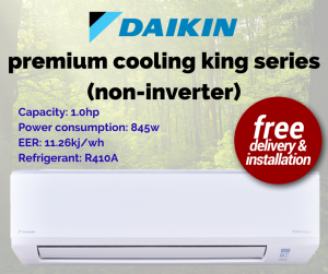 Daikin Cooling King Series