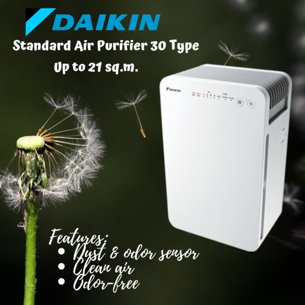 Daikin air purifier 30 type
