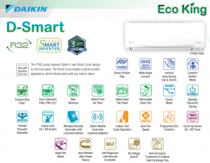D-Smart features
