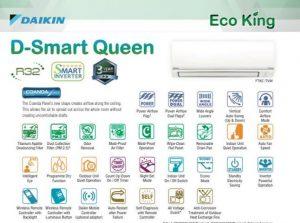 D-Smart Queen features