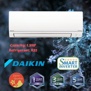 Daikin D-Smart Queen