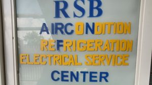 RSB aircon logo